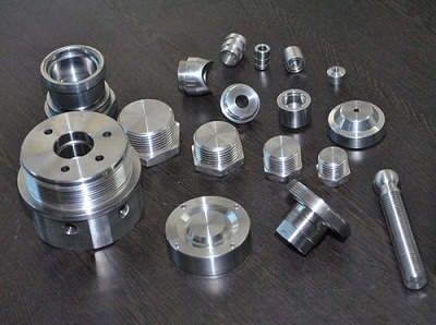 Stainless Steel CNC Components