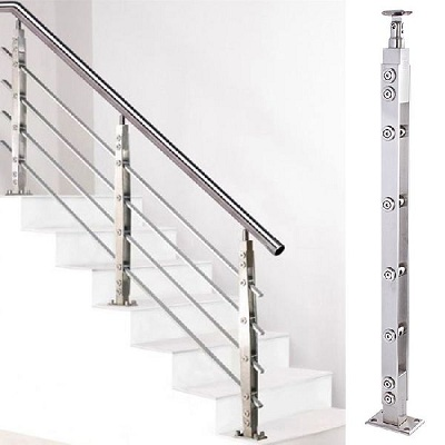 Stainless Steel Railing and Balustrades